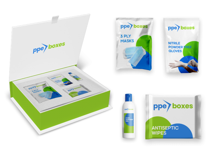 PPE Subscription Box - Visitor, Guest, Travel