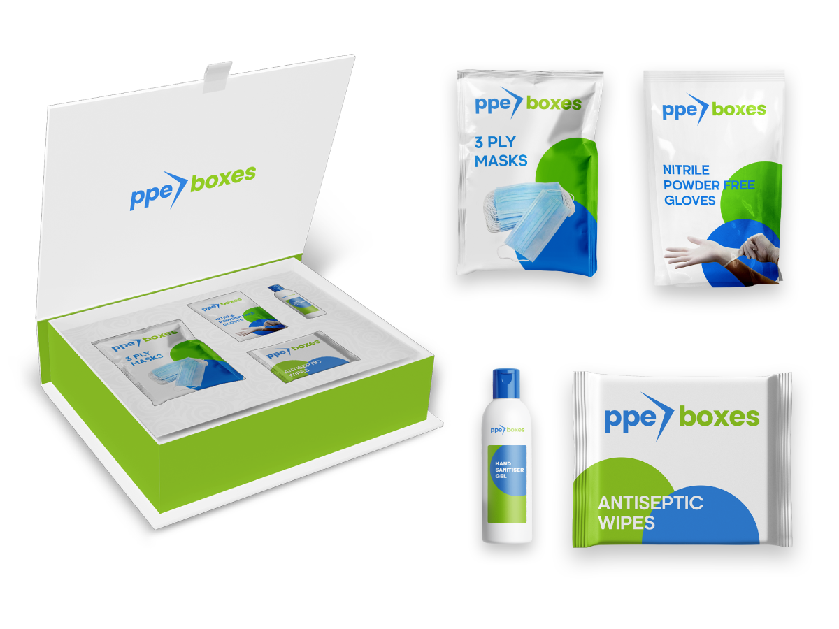 PPE Subscription Box - Guest, Visitor, Travel