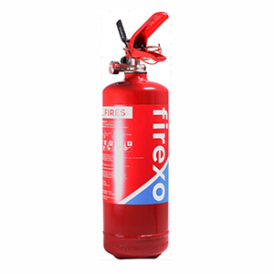 Firexo 2L Fire Extinguisher, Best Extinguisher For All Fire Types