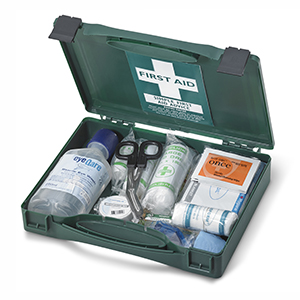 BS8599 Compliant Travel First Aid Kit
